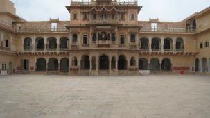 Chomu Palace Durbar Hall IMG 4530