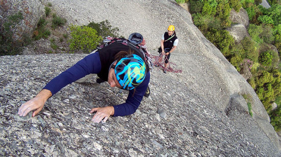 Rock Climbing at The River View Retreat - Corbett Resort Corbett