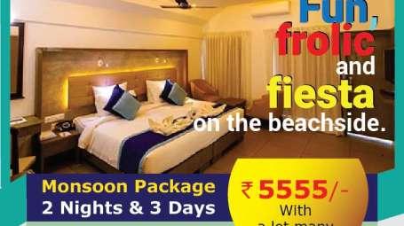 Offer at Renai Kappad Beach Resort 2