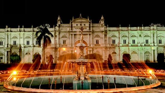 Deo Bagh - 17th C, Gwalior Gwalior Jai Vilas Palace