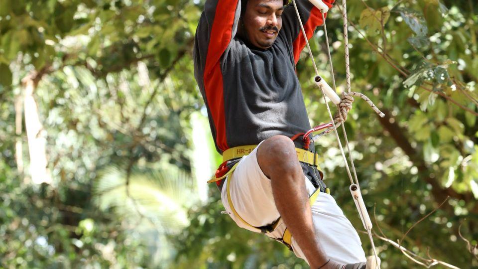 Ladder Climbing - Sajan
