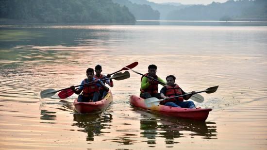 Kayaking - Kundalika 1