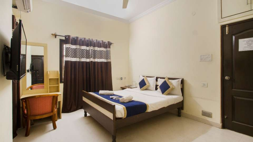 Rooms at Hotel NirmalVilla Cherry Service Apartment - Begumpet Hyderabad 5