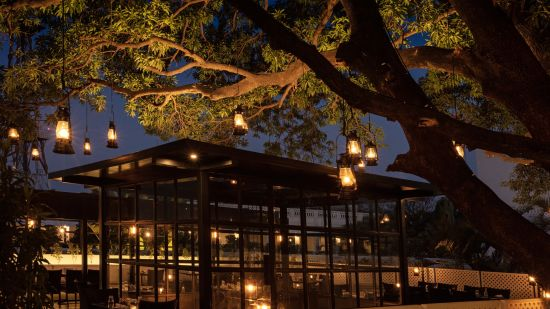 Under The Mango Tree Restaurant Jehan Numa Palace Bhopal-Bhopal restaurant