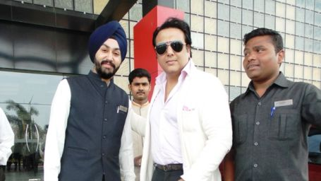 Govinda 2, The Orchid Hotel, Celebrities In Pune Hotels
