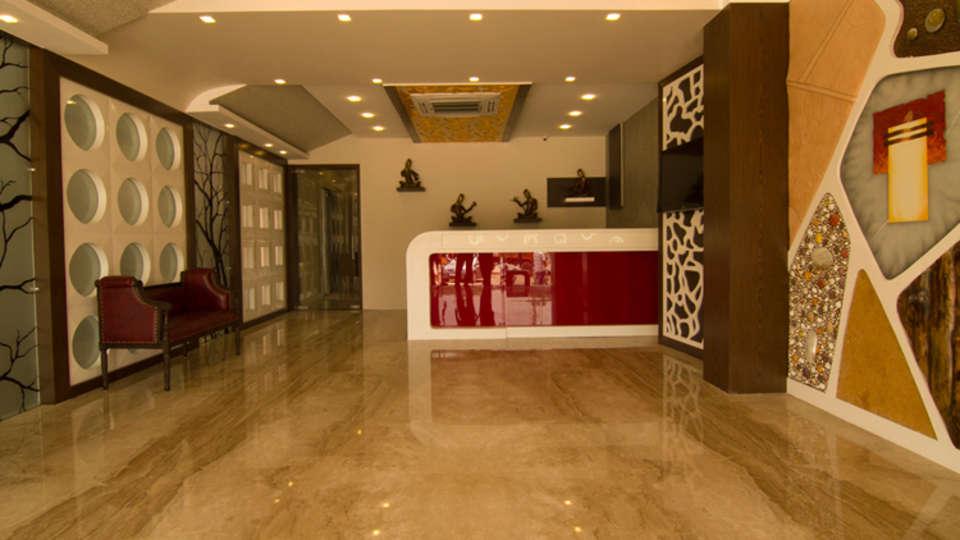 Hotel SRM Grands –Chennai Chennai Reception Hotel SRM Grands Chennai