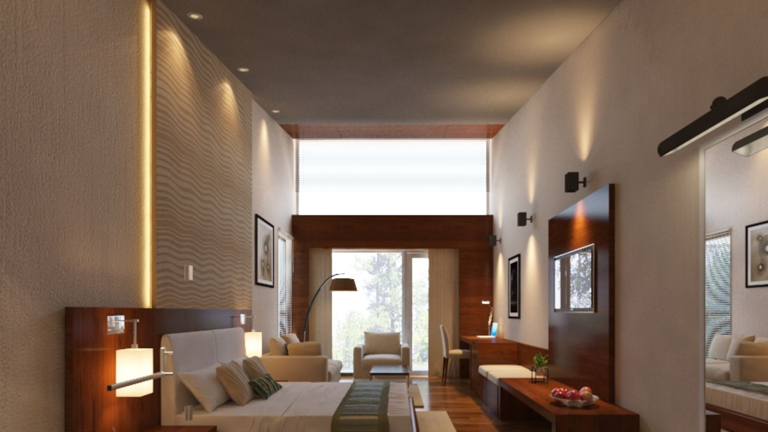 Deluxe Rooms in Bhimtal, Stay in Bhimtal, Rosefinch Sarovar Portico, Bhimtal-2