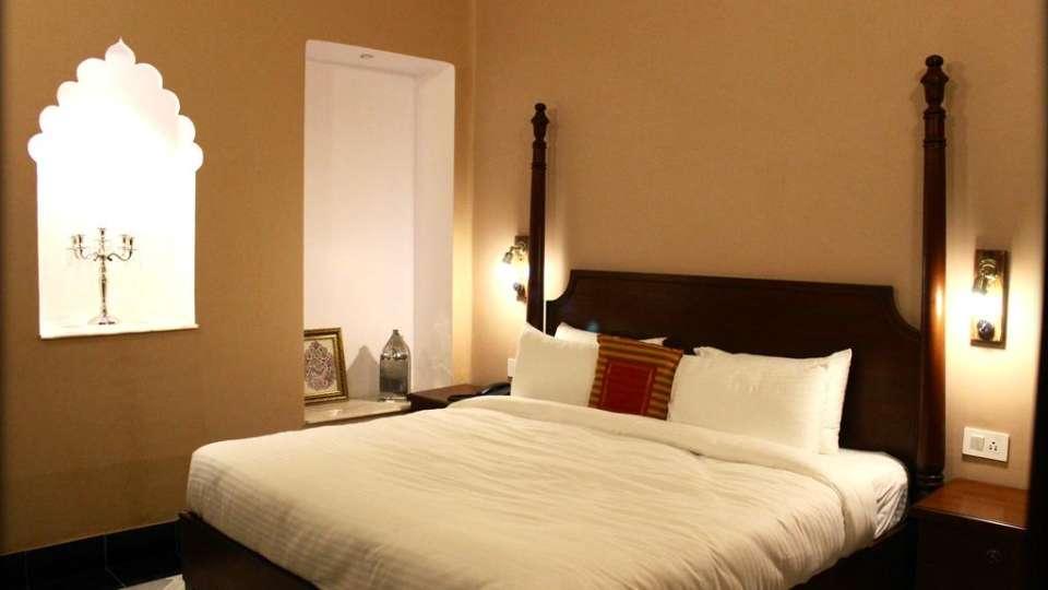 Hotel Devnadi Haridwar Super Deluxe Rooms Hotel Devnadi Haridwar 1