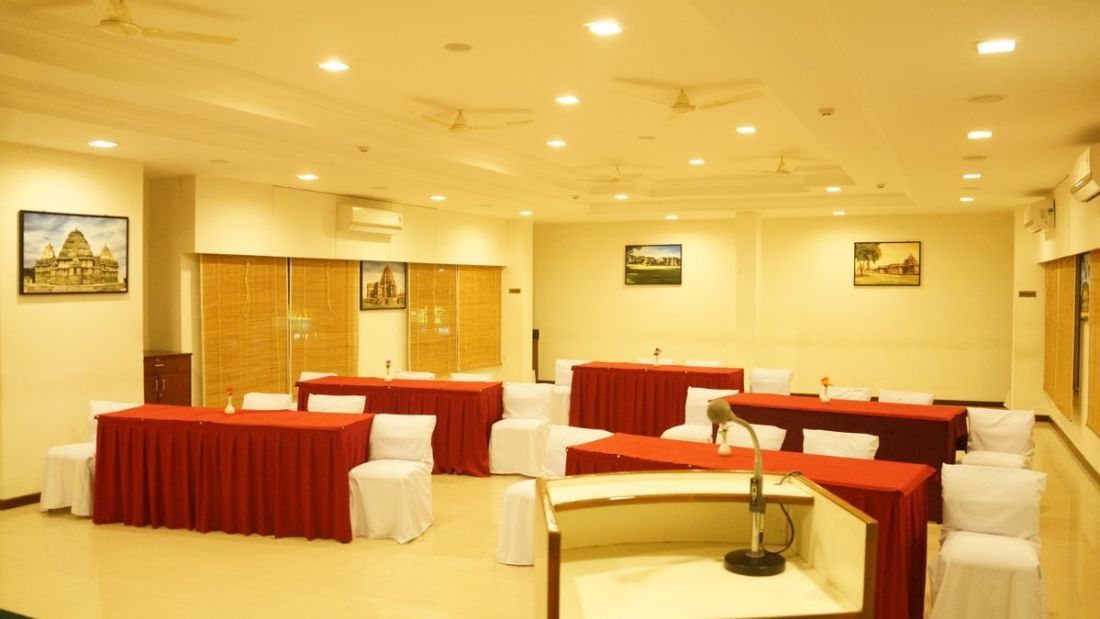 Southern Star Group of Hotels  hemavathi conference hall hassan Southern Star Hotel