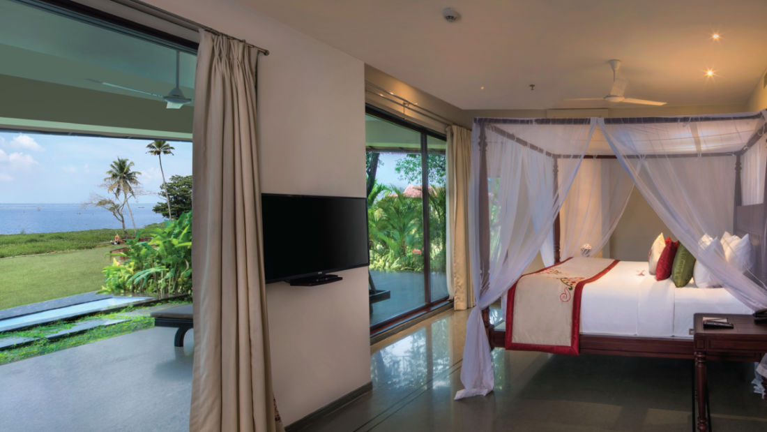 Luxury Private Pool Villa, Niraamaya Retreats, Kumarakom resort 36