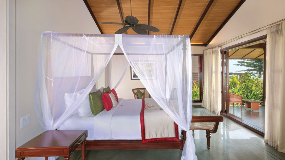 Premium Waterfront Villa, Niraamaya Retreats, Kumarakom resort 35