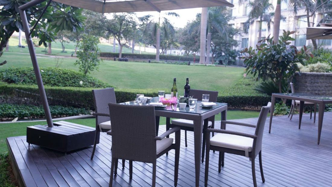 woktok 5 Star restaurants in New Delhi, The Grand New Delhi 22