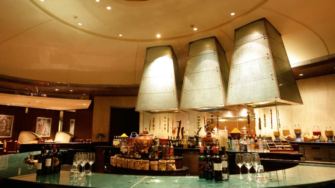 Gbar - Restaurants and Dining at The Grand Hotel New Delhi