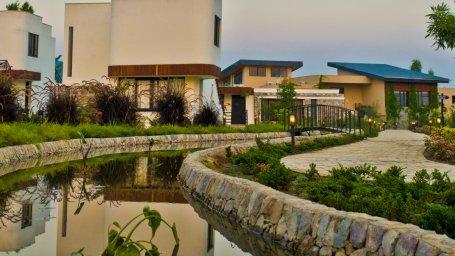 Villa Grande at The Golden tusk ramnagar Jim corbett hotels 1