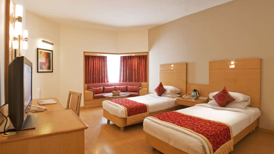 VITS Luxury Business Hotel, Aurangabad Aurangabad Suite at VITS Luxury Business Hotel Aurangabad