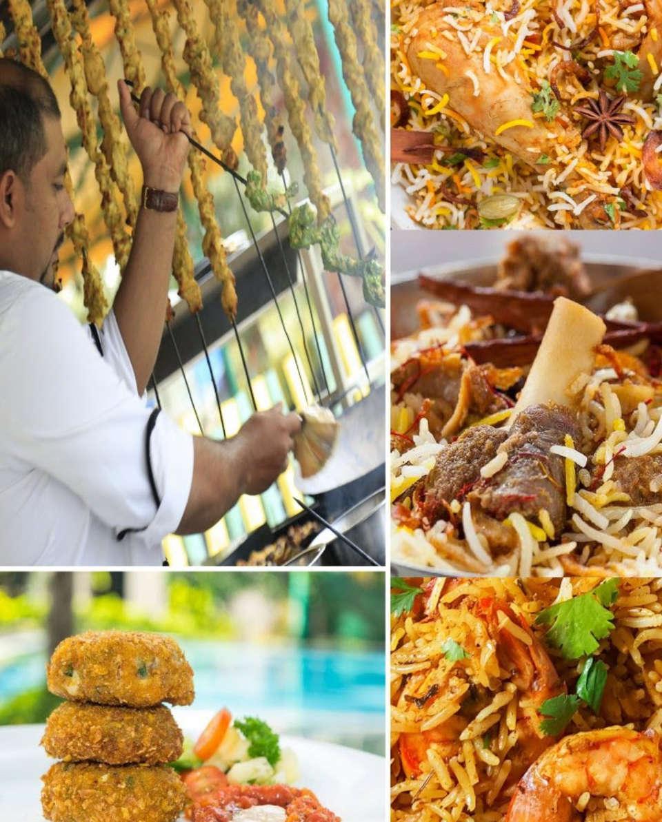 Evoma - Business Hotel, K R Puram, Bangalore Bangalore biryani-kebab-promo-evoma