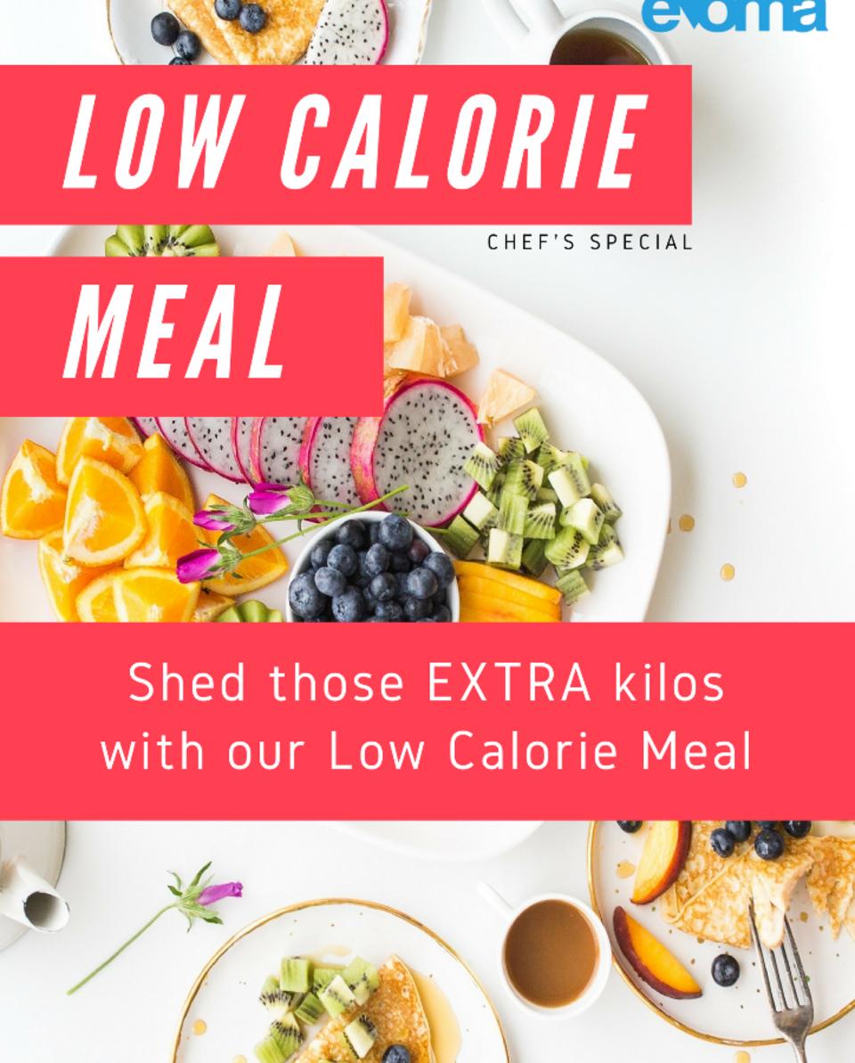 Evoma - Business Hotel, K R Puram, Bangalore Bangalore evoma-low-calorie-meal