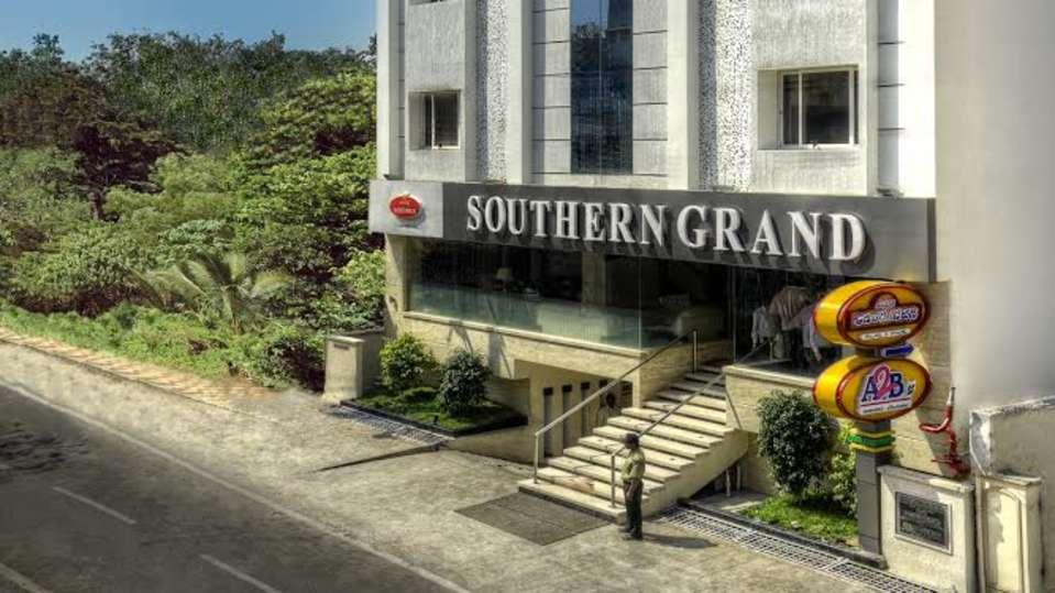 Facade1_Hotel Southern Grand_hotels in Vijayawada