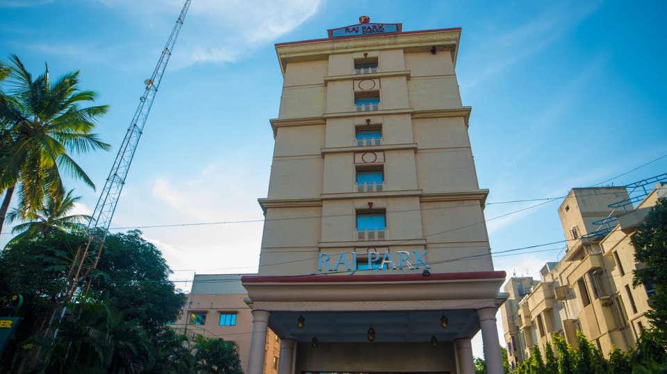 Raj Park Hotel - Chennai Chennai Facade Raj Park Hotel Alwarpet Chennai 3