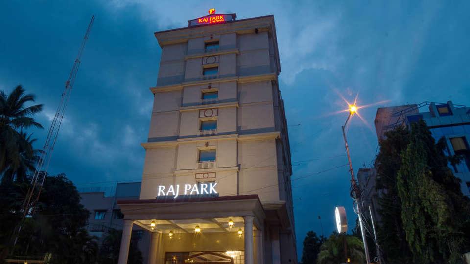 Raj Park Hotel - Chennai Chennai Facade Raj Park Hotel Alwarpet Chennai 4