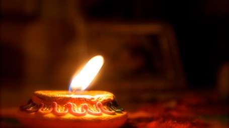 Diwali diya Orchid Hotel Pune
