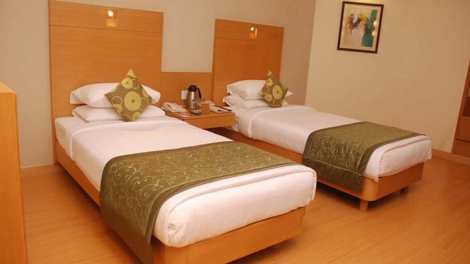 VITS Luxury Business Hotel, Aurangabad Aurangabad Deluxe Room at VITS Luxury Business Hotel Aurangabad