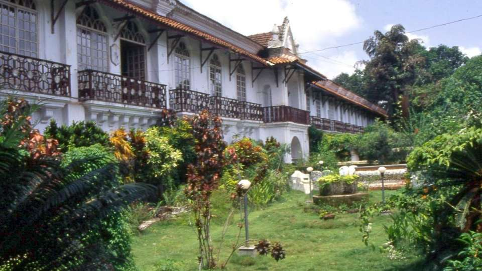 Arco Iris - 19th C, Curtorim Goa Braganza Mansion