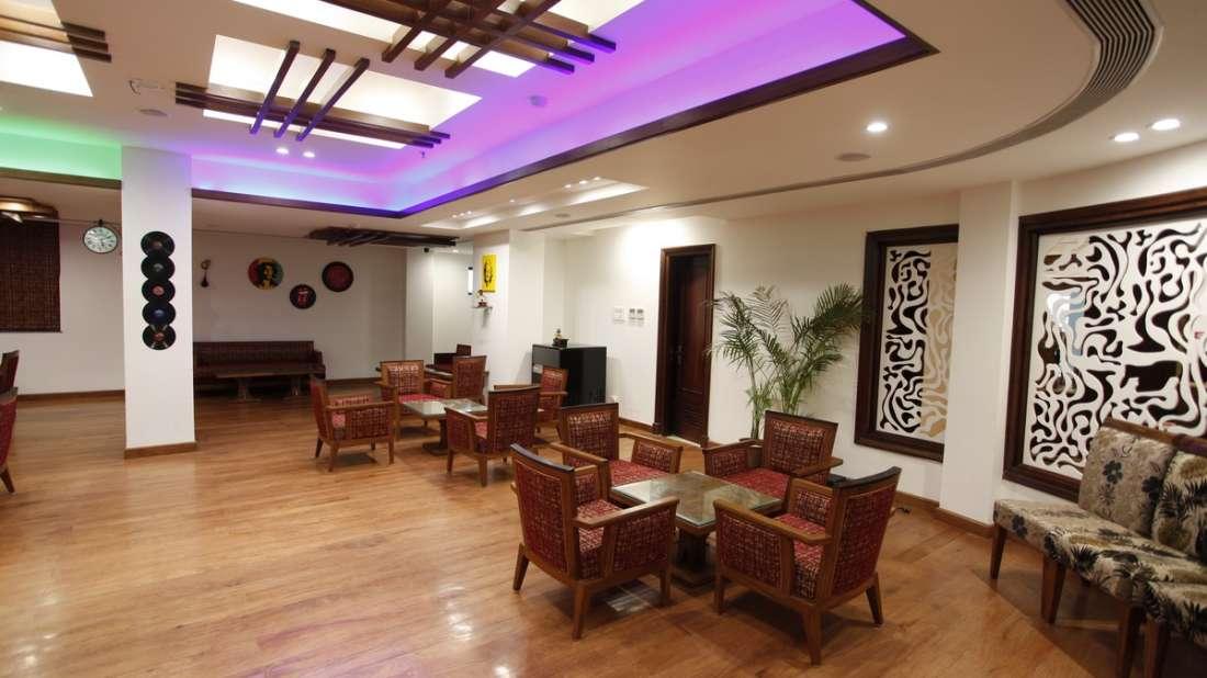 Banquet Hotel Saffron Dehradun 3