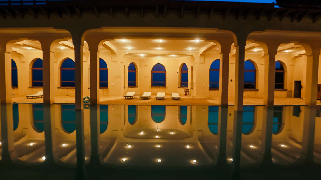 Exterior Hotel_Tijara Fort Palace_Heritage Hotel In Rajasthan 14