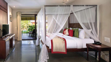 Luxury Private Pool Villa, Niraamaya Retreats, Kumarakom resort 37