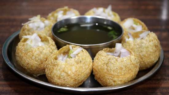 Pani Puri, Grand Hometel Mumbai, places to visit in mumbai