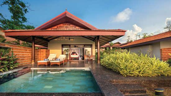 Premium Waterfront Villa, Niraamaya Retreats, Kumarakom resort 34