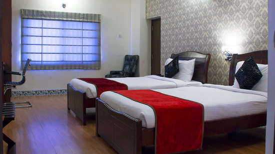 Orchid Suites Boutique Hotel, Richmond Town, Bangalore Bangalore Deluxe King Twin Room Orchid Suites Boutique Hotel Richmond Town Bangalore 3