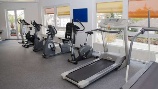 Fitness Center at Summit Thistle Villas Luxury Spa Resort Mashobra