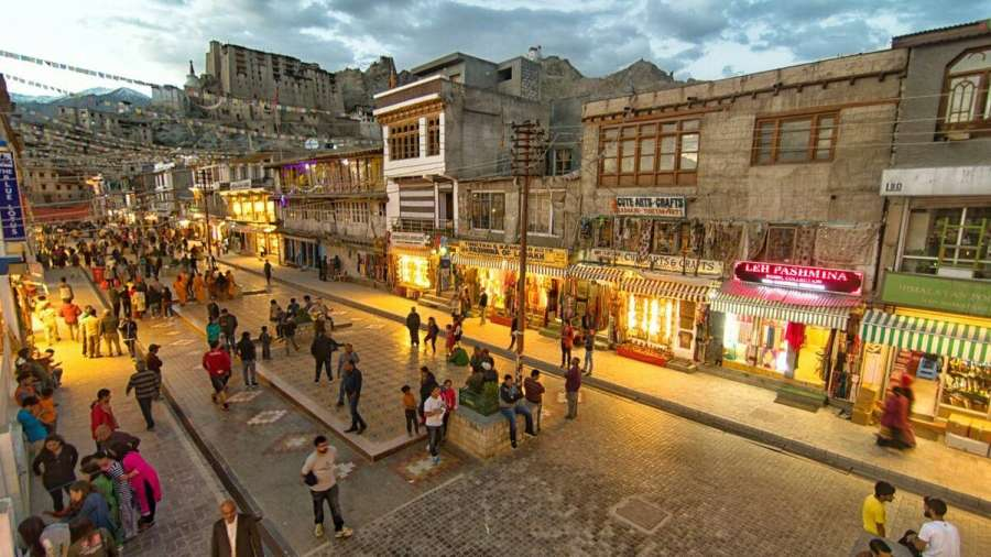 Leh - Market - Evoke Hotels