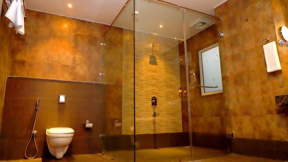 Mango Club Wash Room at Mango Hotels Haridwar1