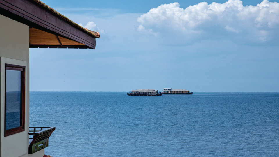 Niraamaya Retreats Backwaters and Beyond, Resort in Kumarakom 12