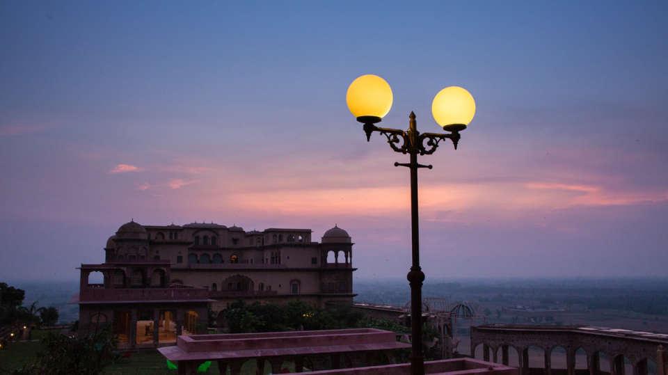 Tijara Fort Palace - Alwar Alwar Exterior Facilities Hotel Tijara Fort Palace Alwar Rajasthan 13