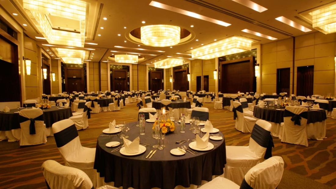 Wedding Hall in New Delhi | Halls in Delhi |The Grand New Delhi
