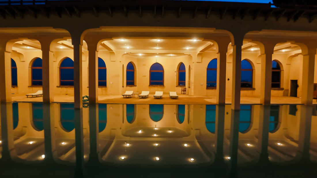 Exterior Hotel_Tijara Fort Palace_Heritage Hotel In Rajasthan 14