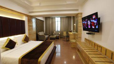 Executive Room Hotel Saffron Dehradun 1