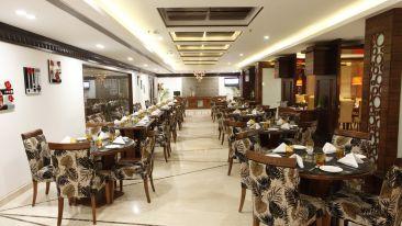 Restaurant Hotel Saffron Dehradun 1