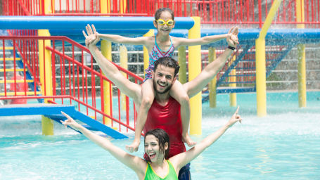 Wonderla Amusement Park, Bangalore water slides in Bangalore Wonderla Bengaluru 2245Play Pools 3