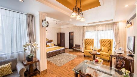Executive Suite Rockland  Hotel Chittaranjan Park Hotel New Delhi Greater Kailash Hotel 3