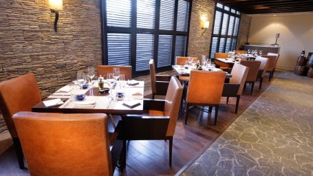 it restaurant, The Grand New Delhi, restaurants is Delhi-2
