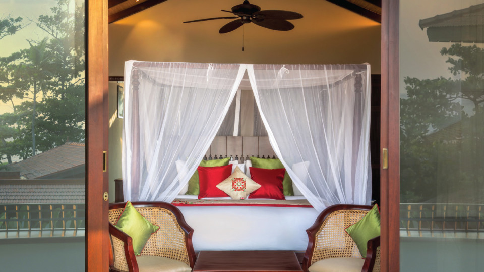 Superior Lake View Villa, Niraamaya Retreats, Resort in Kumarakom 1