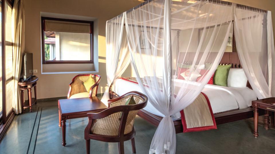 Superior Lake View Villa, Niraamaya Retreats, Resort in Kumarakom 2