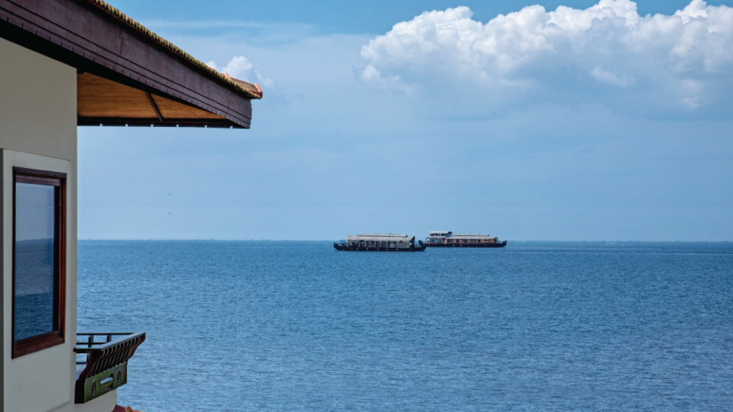 Niraamaya Retreats Backwaters and Beyond, Resort in Kumarakom 12