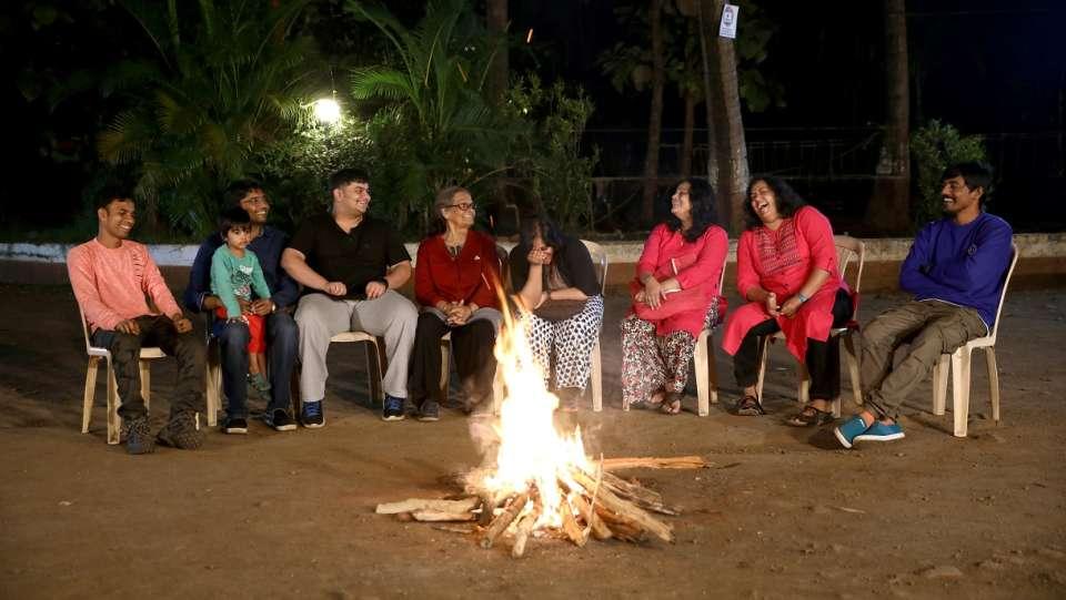 Campfire - Sajan