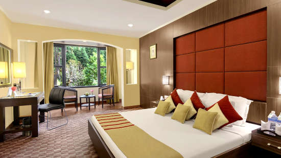 Quality Inn & Suites River Country Resort  Manali Deluxe Room Quality Inn Suites River Country Resort Manali 1